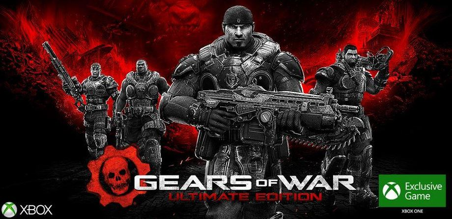 Gears of War Ultimate Edition Beta | Sucking and then winning in multiplayer