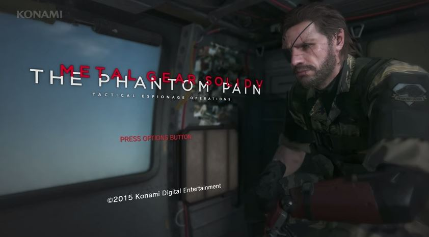 Metal Gear Solid 5: The Phantom Pain | E3 2015 Stage Demo