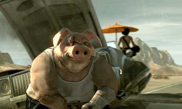 Beyond Good & Evil 2 | Teaser Trailer