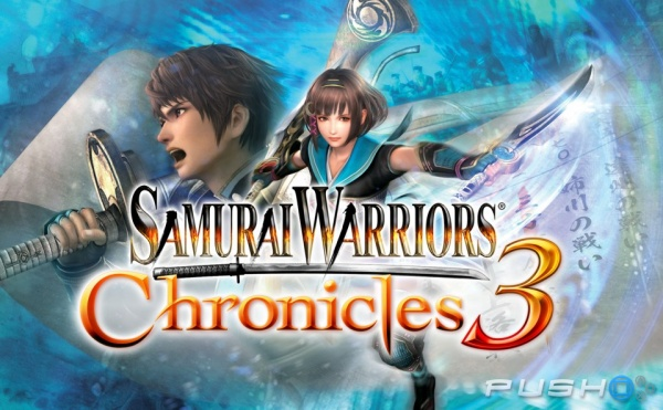 Samurai Warriors Chronicles 3 | Announcement Trailer