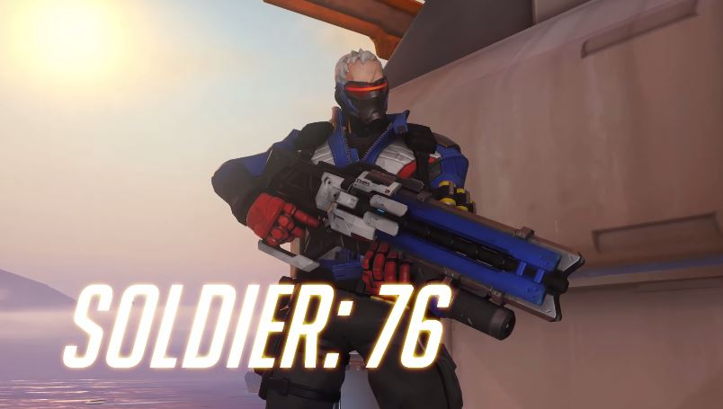 Overwatch | Soldier: 76 Reveal