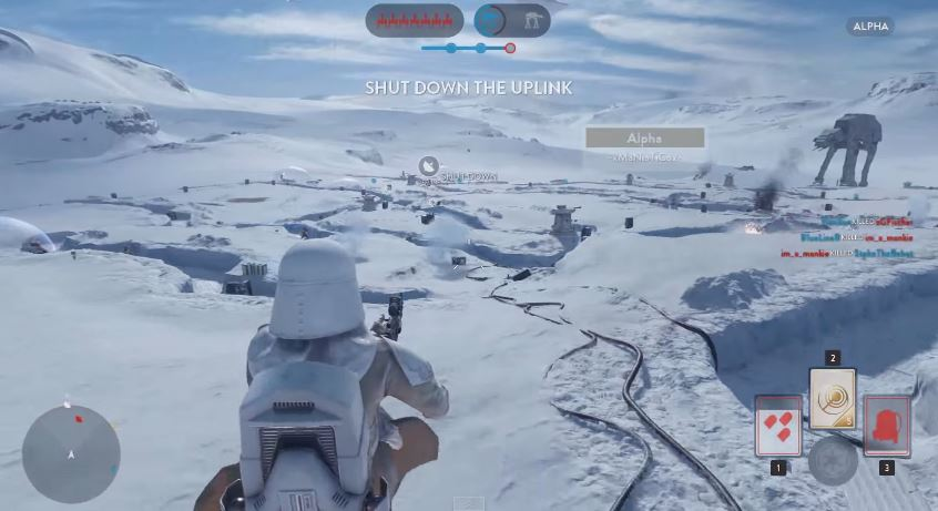 Star Wars: Uprising | Gameplay Preview