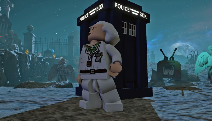 LEGO Dimensions | Doctor Who Gameplay Trailer (SDCC 2015)