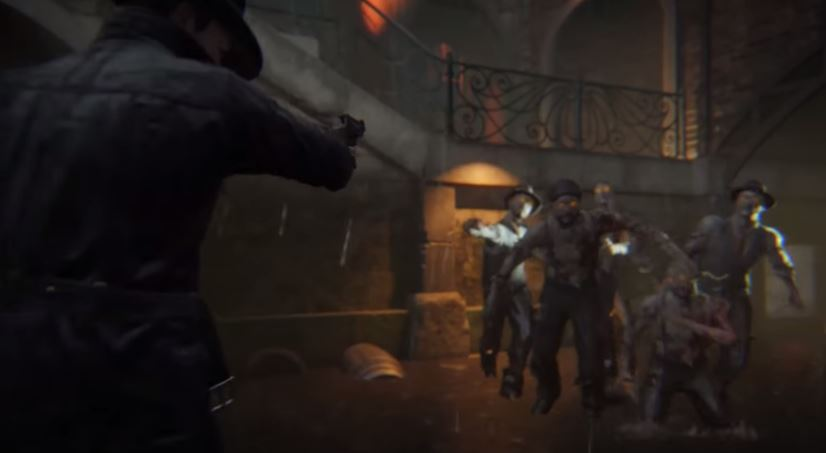 Call of Duty: Black Ops 3 - 'Shadows of Evil' Zombies Reveal Trailer (SDCC 2015)