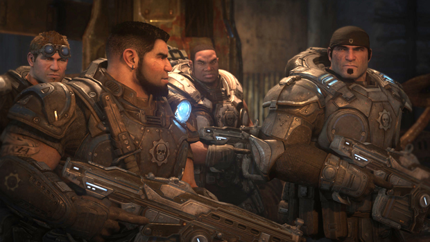 Gears of War: Ultimate Edition | Behind the Scenes 'Recreating the Cinematics' (SDCC 2015)