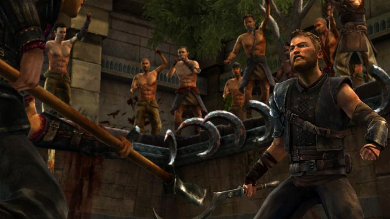 Game of Thrones: A Telltale Games Series | Episode 5: 'A Nest of Vipers' Trailer