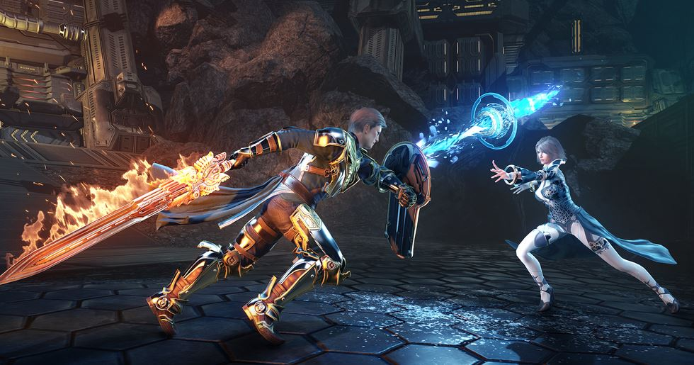 Skyforge | First Look and Gameplay