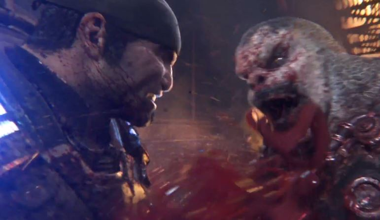 Gears of War Ultimate Edition | Opening Cinematic