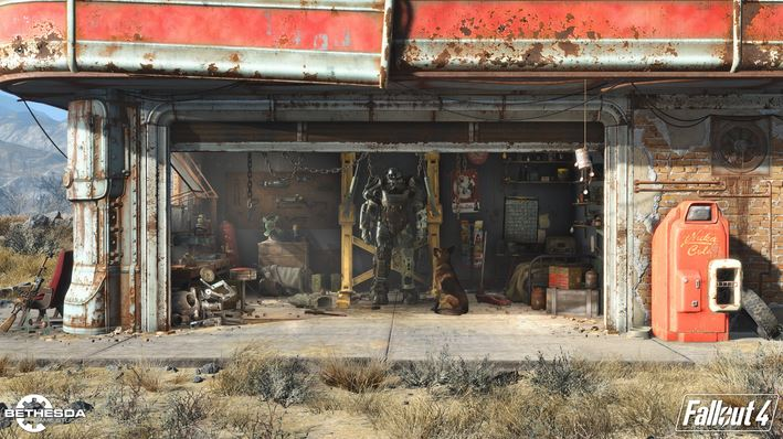 Fallout 4 | Why Details Matter
