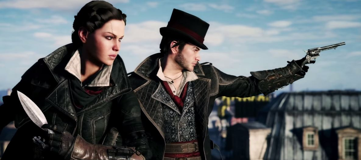 Assassin's Creed Syndicate | Twin Assassins Jacob & Evie Frye Trailer