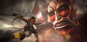 Attack on Titan (working title) | PS4 Teaser