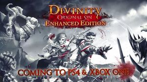 Divinity: Original Sin | Xbox One and PS4 Overview Trailer