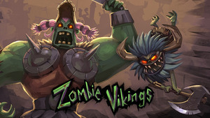 Zombie Vikings | Vote to Play Introduction Trailer