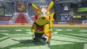 Pokken Tournament Wii U | Announcement Trailer