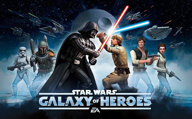 Star Wars: Galaxy of Heroes   Official Announcement Trailer