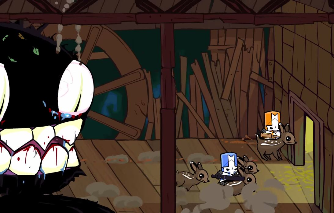 Castle Crashers Remastered | Announcement Trailer