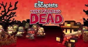 The Escapists: The Walking Dead | Woodbury Reveal Trailer