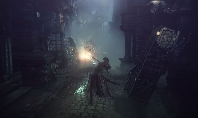 Bloodborne: The Old Hunters | TGS 2015 Trailer
