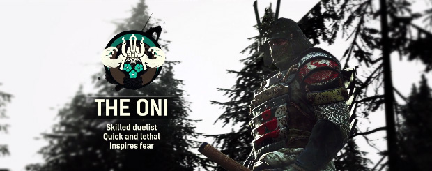 For Honor | Oni Trailer
