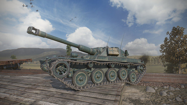 World of Tanks | PS4 Announcement Trailer