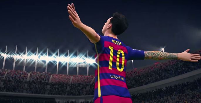 FIFA 16 | Play Beautiful - Official TV Commercial