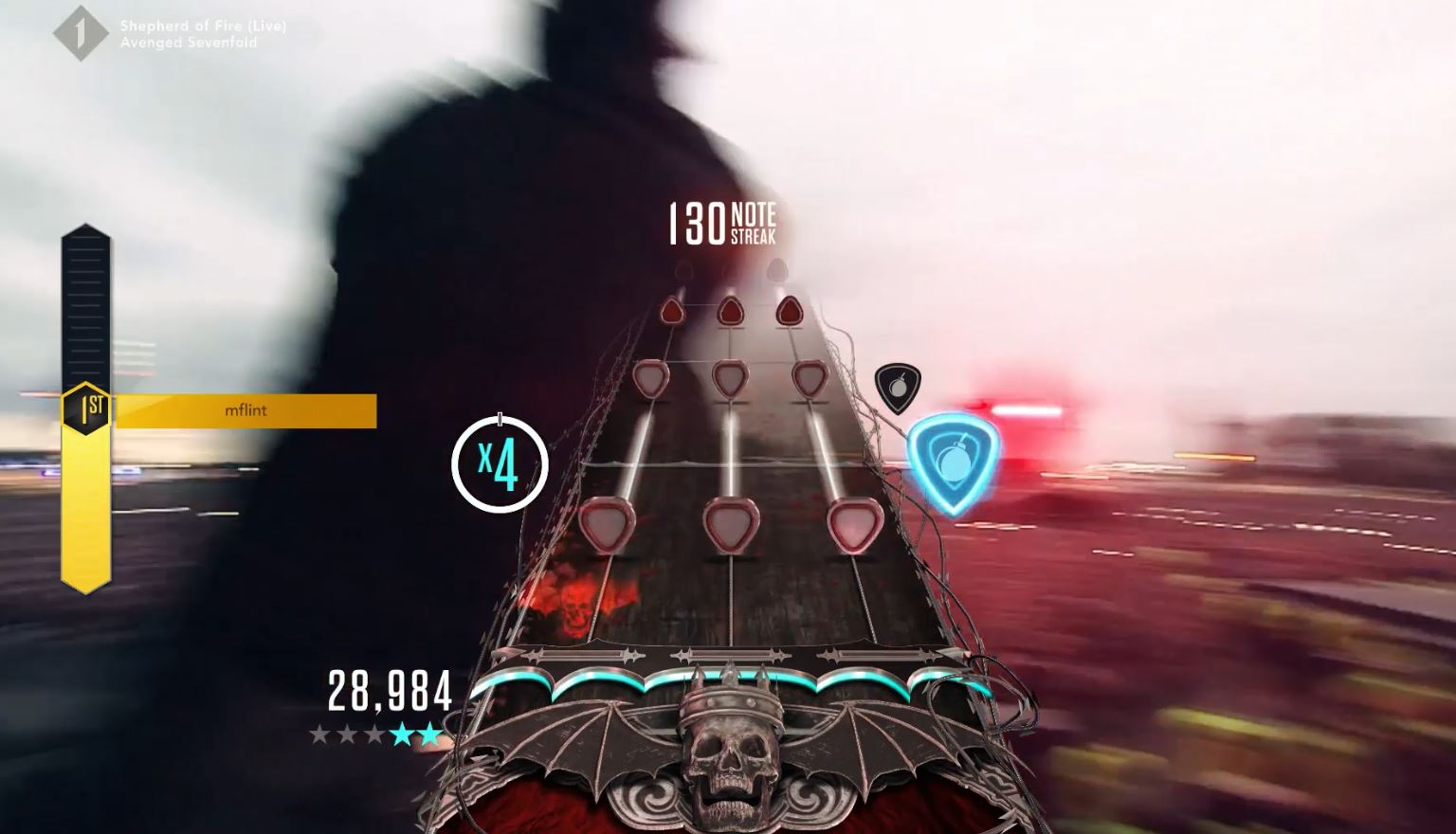 Guitar Hero Live | Avenged Sevenfold Gameplay