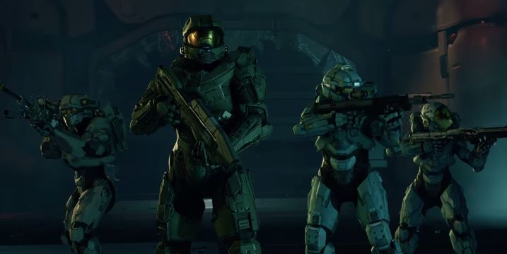 Halo 5: Guardians | Blue Team Opening Cinematic