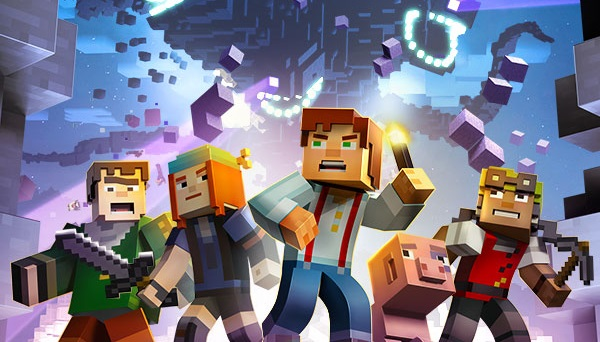 Minecraft: Story Mode | Order of the Stone Episode 1 Trailer