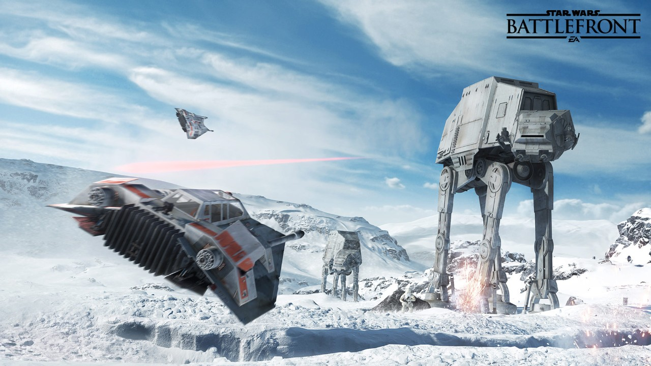 Star Wars Battlefront | Walker Assault Beta Gameplay