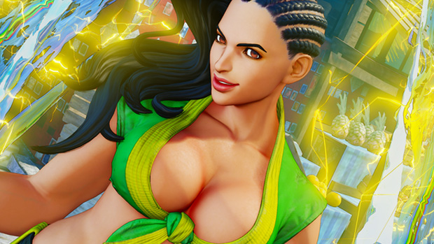 Street Fighter V | Laura Matsuda Reveal Trailer