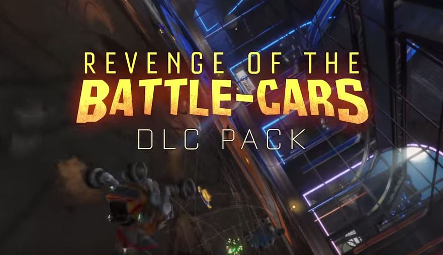 Rocket League | Revenge of the Battle-Cars DLC Trailer