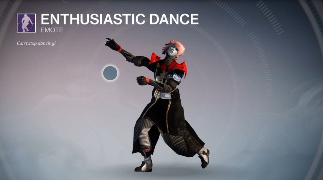 Destiny | All EverVerse Emotes you can purchase for Silver