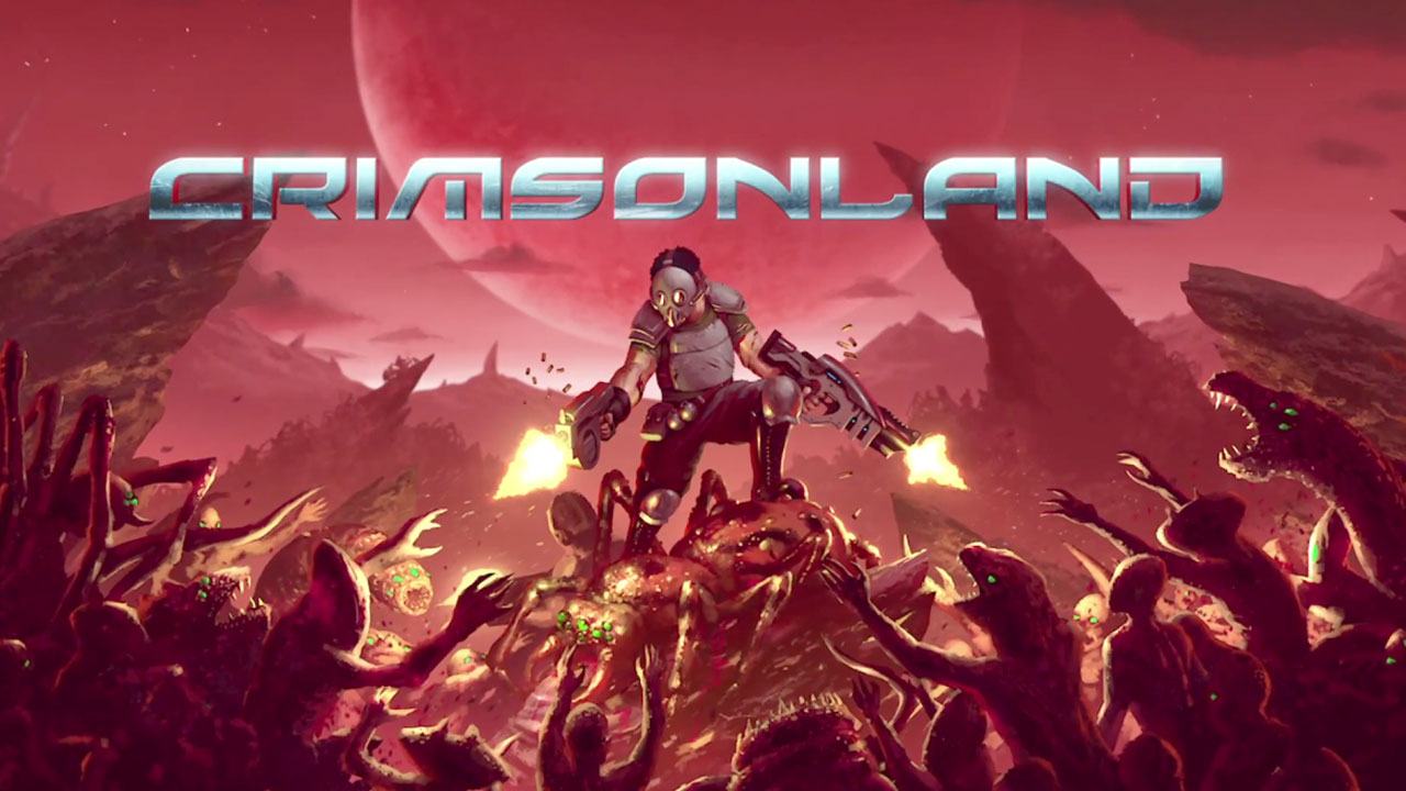 Crimsonland | Xbox One Trailer