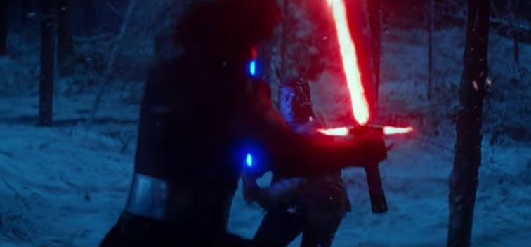 Star Wars: The Force Awakens | Official Trailer #3