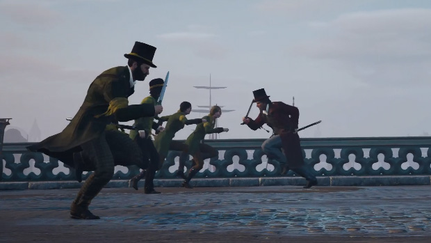 Assassin's Creed Syndicate | Gang 101 Trailer