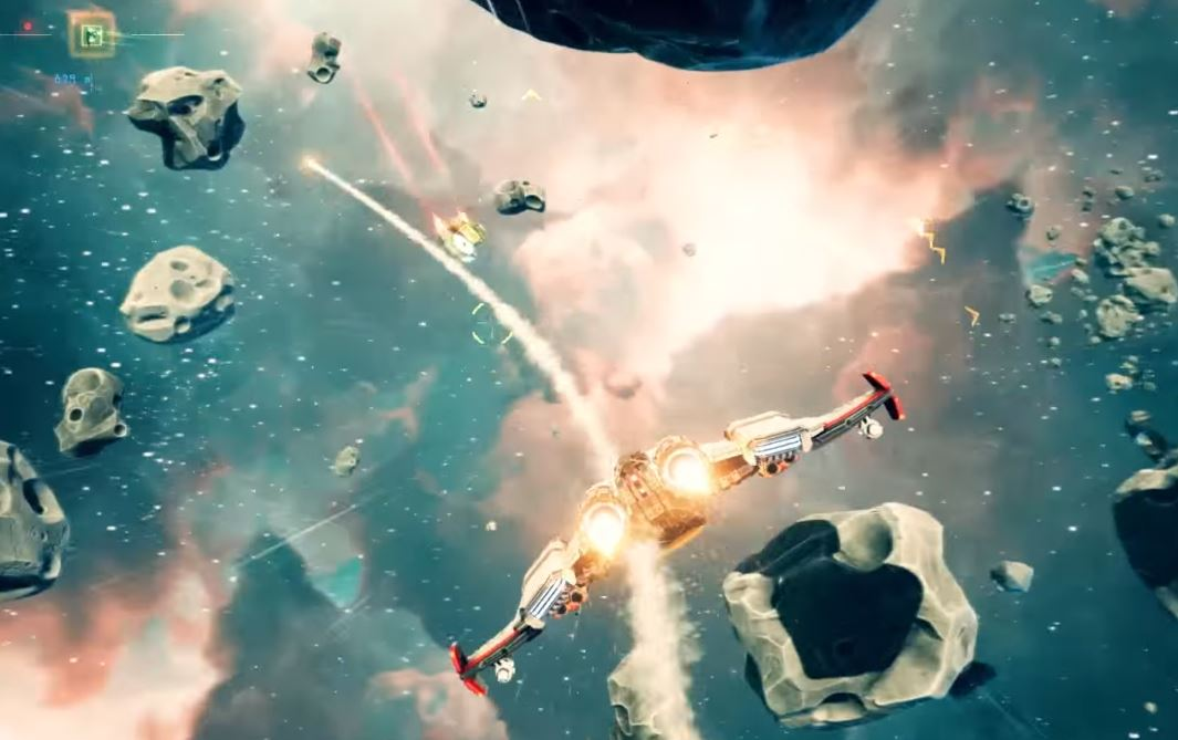 EVERSPACE | Xbox One Pre-Alpha Gameplay Trailer