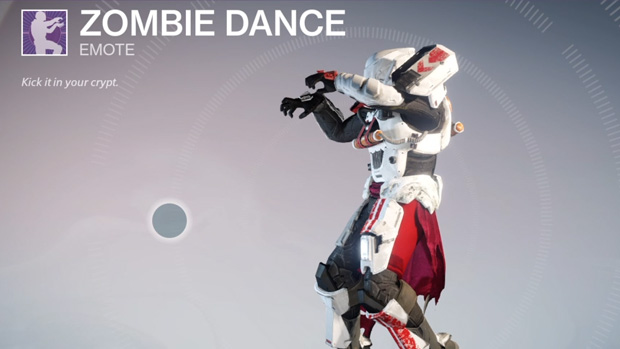 Destiny | 'Festival of the Lost' Halloween Dance Emotes