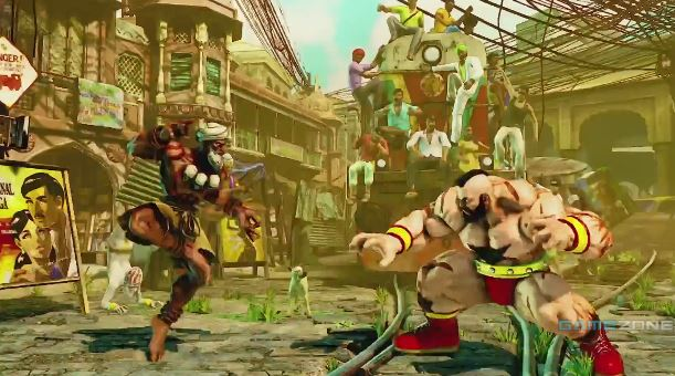 Street Fighter V | Paris Games Week Trailer