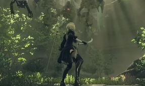 NieR: Automata | Debut Gameplay Trailer