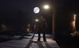 Friday the 13th: The Game | Pre-Alpha Camp Crystal Lake
