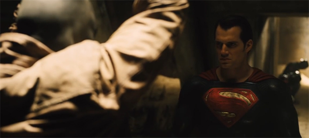 Batman v Superman: Dawn of Justice | Exclusive Sneak Peek Teaser