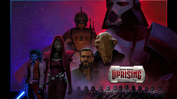 Star Wars: Uprising | The Force Arrives