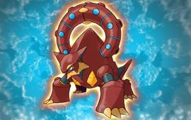 Volcanion - 721st Pokemon Revealed