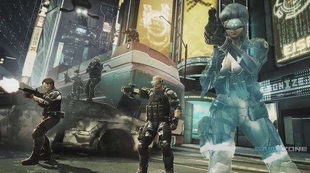 Ghost in the Shell Stand Alone Complex: First Assault   First Look