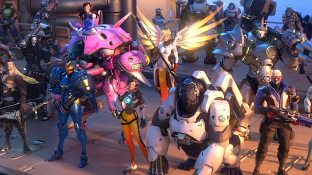 """Overwatch   """"We Are Overwatch"""" Theatrical Teaser"""