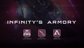 Halo 5: Guardians | Infinity's Armory Launch Trailer