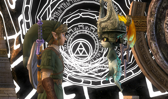 The Legend of Zelda: Twilight Princess HD | What's New on Wii U