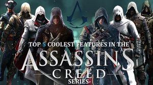 GZ's Top 5 of the Week: Coolest features the Assassin's Creed series