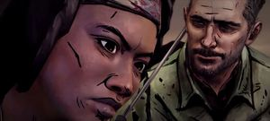 The Walking Dead: Michonne | Episode 1 - 'In Too Deep' Launch Trailer