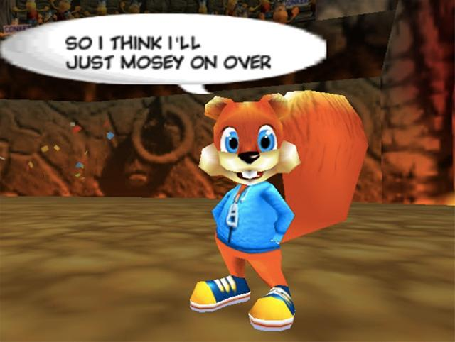 Microsoft HoloLens | Young Conker